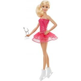 Barbie Pattinatrice sul Ghiaccio di Mattel FFR35