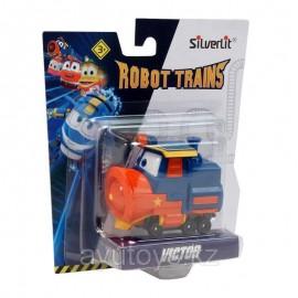 Robot Trains Veicoli Personaggi ( VICTOR )  DIE-CAST