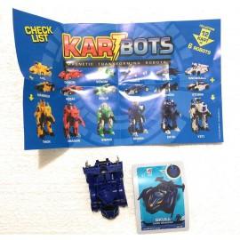 Kart Bots Kartbots Kar Tbots Trasforming Robots (Kartbots Skull)L'ORIGINALE