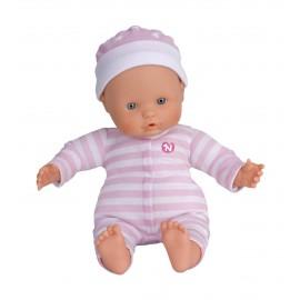 Famosa 700012662 - Soft Bambola, 3 Funzioni, di colore rosa