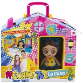 Me Contro Te la Casa con Mini Doll 12 cm, Giochi Preziosi MEC31000