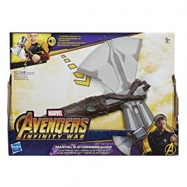 Ascia Elettronica Martello di Thor Marvel Avengers Infinity War, Hasbro  E0617