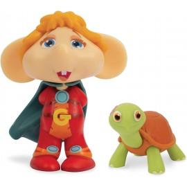 Topo Gigio-Mini Gigio & tartaruga di Grandi Giochi TPG01000