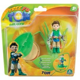 Tree Fu Tom Figurina Deluxe di Tom con Leafboard, Giochi Preziosi 80262