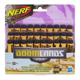 Nerf Doomlands Dart, 30 Pezzi B3190