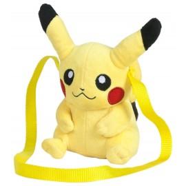 Pokemon Peluche con tracolla 18cm