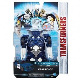 Transformers - All Spark Tech Barricade di Hasbro C3419-C3367