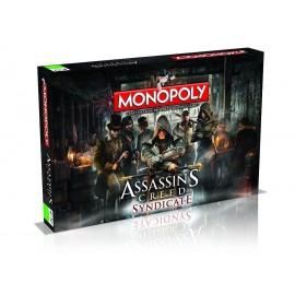 Monopoly Assassin's Creed Syndicate  ( INGLESE  SPEDITO DA ITALIA )