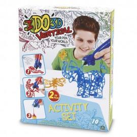 Giochi Preziosi IDO3D I DO 3D   Activity Vertical Set ANIMALI ELEFANTE
