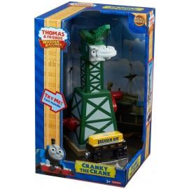 Trenino Thomas, Cranky La Gru, Fisher Price/Mattel  Y4368