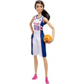 Barbie Sport, Giocatrice di Basket Snodata, Mattel FXP06-DVF68