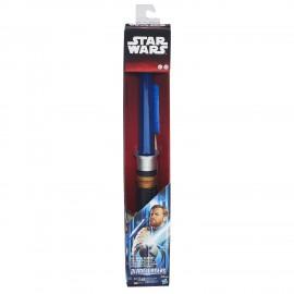 Star Wars La Vendetta Dei Sith Obi-Wan Kenobi Elettronico Lightsaber B2929-B2919