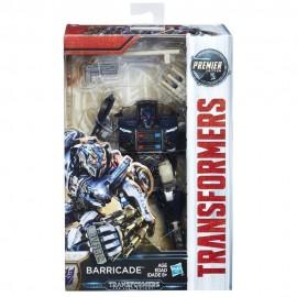 Transformers - Figurina Deluxe Barricade di Hasbro C1321-C0887