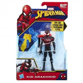 Quick Shot Kid Arachnid Figure Spider-Man di Hasbro E1104-E0808