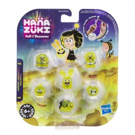 Hanazuki Treasure Six Pack Yellow Happy di Hasbro B8053 B8446