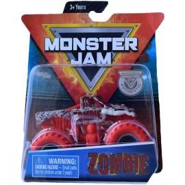 Monster Jam  - Truck Zombie in Scala 1:64
