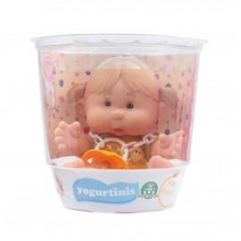 Yogurtinis Barattolo con Bambola Profumata, 20 cm, Maya Papaya Gusto Papaya di Giochi Preziosi