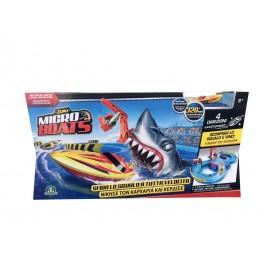 Micro Boats Playset Racing Track con Barca di Giochi Preziosi  MCR00000
