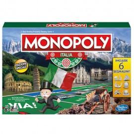 Hasbro - Games - Monopoly Italia