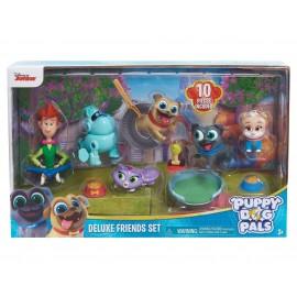 Disney Puppy Dog Pals Deluxe Figure Set di Giochi Preziosi PUY10000