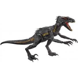 Jurassic World - Indoraptor Dinosauro Attacca e Ruggisci di Mattel FLY53