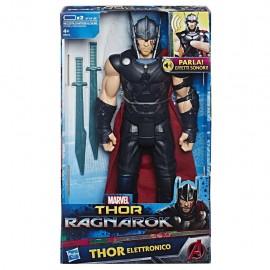 Marvel Thor Ragnarok - Thor Titan Elettronico di Hasbro B9970