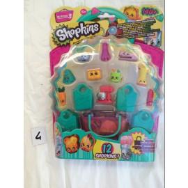 Shopkins 3 serie edizione speciale, blister 12 pezzi, Giochi Preziosi GPZ56031