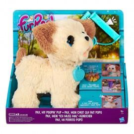 Fur Real Friends - PAX Il Cane Che Fa La Cacca e passeggia con te di Hasbro B3527EU4