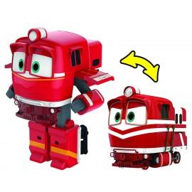 Robot Trains Personaggi Trasformabili circa  13 cm (ALF)  Robotrains