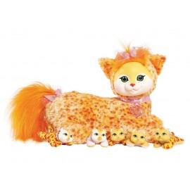 Kitty Surprise Plush - Mom e Her kittens Autunn by Puppy Surprise scopri quanti cuccioli ha 3?4?5?