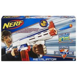 Nerf  Retaliator Arma con Caricatore Rimovibile 98696
