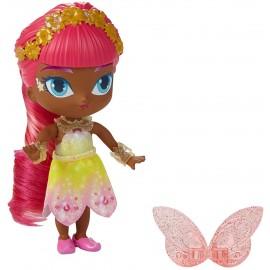 Shimmer & Shine, bambola Minu 15 cm di Mattel FHN27