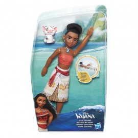 DISNEY OCEANIA Disney Princess - Vaiana Fashion Doll con Accessorio