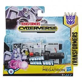 Transformers Cyberverse Fusion Mega Shot 1 Step Megatron E3643-E3522
