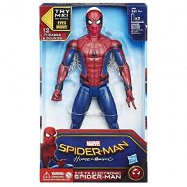 Spiderman - Personaggio Elettronico B9693 di Hasbro
