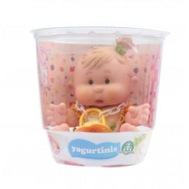 Yogurtinis Barattolo con Bambola Profumata, 20 cm, Nicole Pinapple Gusto Ananas di Giochi Preziosi