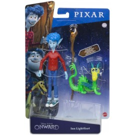 Disney Pixar Onward Ian Lightfoot, Personaggio Articolato, Mattel GMM15