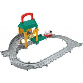 Trenino Thomas & Friends - Centro di riparazione di Sodor, Fisher Price W3530-W4774