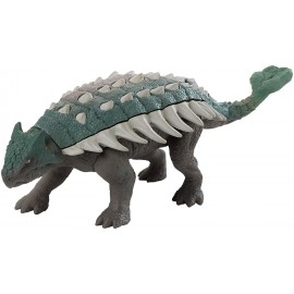 Jurassic World Ankyilosaurus Dinosauro con Suoni,di  Mattel FMM25