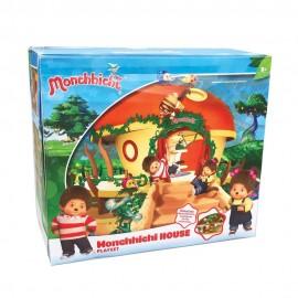 Monchhichi - Playset Casa Base di Rocco Giocattoli