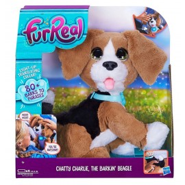 Fur Real Friends - Charlie cucciolo di Beagle di Hasbro B9070