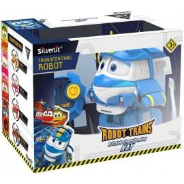 Robot Trains - Kay Trasformabile con Radiocomando di Rocco Giocattoli 80178