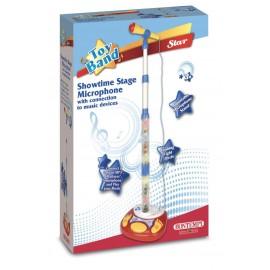 Novità Microfono con Asta Regolabile  Bontempi 40 2300 -