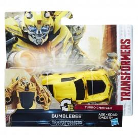 Transformers - Figurina Turbo Changer Bumblebee di Hasbro C1311-C0884