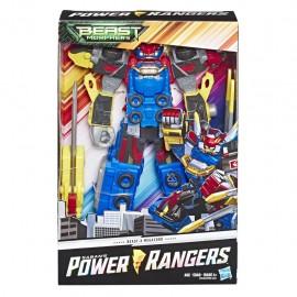 Power Rangers- Morphers Beast-X Megazord da 25 cm, Hasbro  E5948-E5900