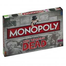 ABC-Monopoly The Walking Dead [VERSIONE INGLESE SPEDITO DA ITALIA]