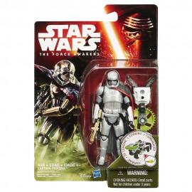 Star Wars : The Force Awakens, Captain Phasma 10 cm di Hasbro B3447-B3445