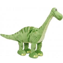 Giochi Preziosi - Dinosuaro Arlo Peluche Animato con Movimento ed Effetti Sonori, Colore Verde