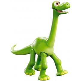The Good Dinosaur Il Viaggio di Arlo,  Arlo Cucciolo con Bocca e Zampe Articolate, Altezza 15 cm