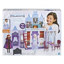 Disney Frozen 2 - Castello di Arendelle pieghevole di Hasbro E5511